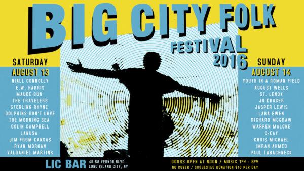 Festival poster by Don Paris Schlotman.