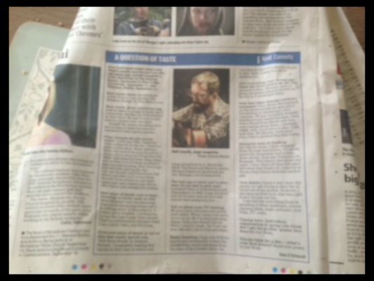 The Irish Examiner - Click for weblink.
