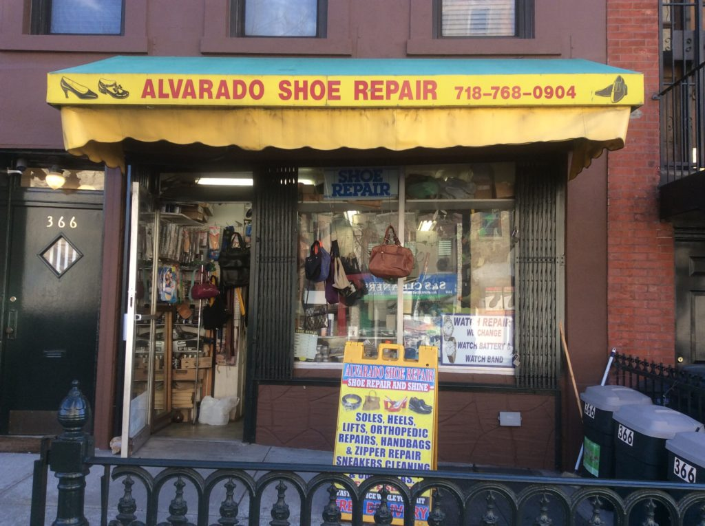 Alvarado Shoe Repair